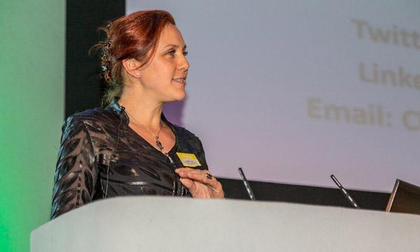 Chantal KEYNOTE SPEAKER