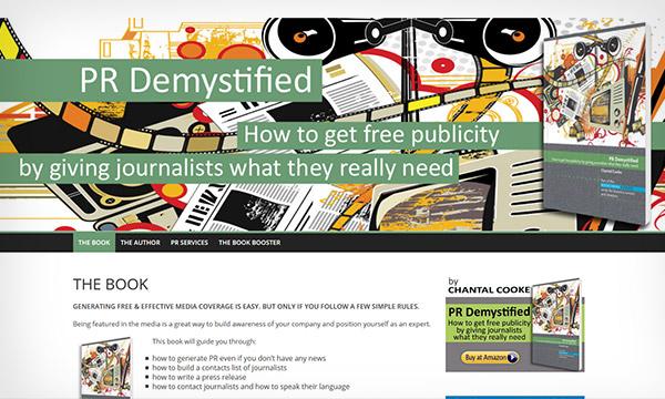 PR Demystified - The Book